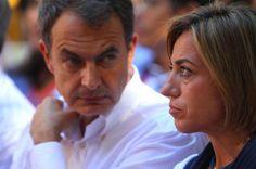 Consternación en la clase política y unidad en el PSOE ante la muerte de Carmen Chacon