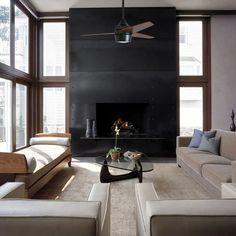 Morden Living Room, Living Room Modern, Living Room Designs, Living Room Furniture, Living Room Decor, Living Rooms, Fireplace Furniture, Bedroom Decor, Fireplace Seating