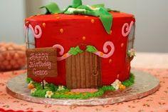 Stylish Childrens Parties: Vintage Strawberry Shortcake-Inspired Birthday