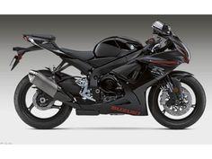 2012 GSXR 600 - perfect starter bike!
