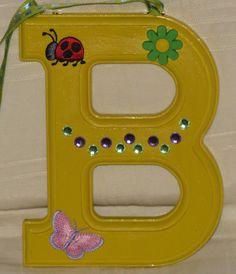 Letter, B