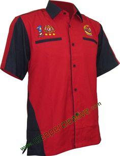 Custom Sukan Wasap Us Corporate Shirts, Corporate Uniforms, Cut Shirts, Work Shirts, The Office Shirts, Uniform Design, Shirt Embroidery, Whatsapp Messenger, Shirt Mockup