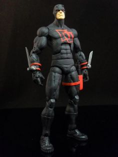 Daredevil Shadowland (Marvel Legends) Custom Action Figure
