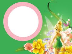 Download Now Tinkerbell Birthday Invitations
