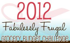Grocery Budget Challenge