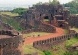 Seven days Hyderabad / Bidar / Gulbarga / Bijapur / Badami/ Aihole / Hospet / Goa Drop.Ex. Hyderabad
