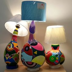 Gourdlamp
