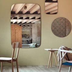 Specchio Bigger Brothers - design Paolo Cappello - Miniforms
