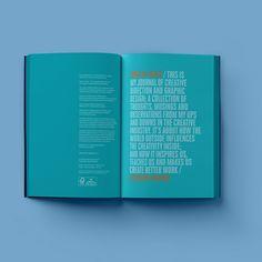 The Book of Ideas by Radim Malinic | Abduzeedo Design Inspiration