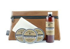 Special Edition Leather Care Kit