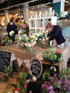 flower pop up shop - Google Search