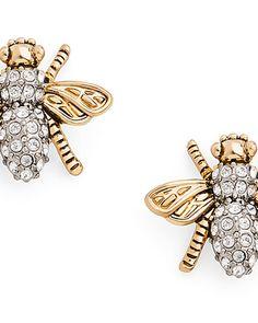 The Honey Bee Earrings by JewelMint.com, $29.99