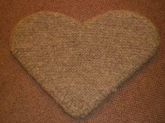 ANNESKREATIVE: Et hjerte under rumpa!