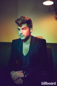 Adam Lambert: The Billboard Shoot | Billboard 2015