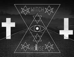 """Check out new work on my @Behance portfolio: """"Witch House"""" http://be.net/gallery/33624781/Witch-House"""