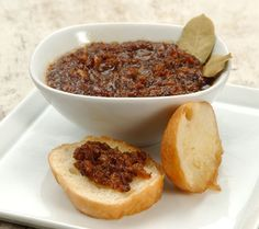 Bacon Jam recipe from King Arthur Flour . . . also a good note on how to make boiled cider (scroll down to end of comments).