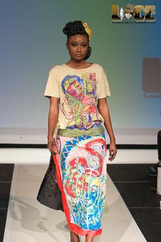 LACE 2013 Designer: Erwin Michalec Hairstylist: Paula Vika /Make up Artist Marva Williams/ Model: Ndey Manga / Are You A#Designer, Who Wishes To #Exhibit Or #Showcase Your Brand For 2014? @ designer@londonafricaculturalevent.com