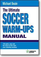 Coaching Little Kids Soccer-Warm ups like red-light green-light and simon Says.