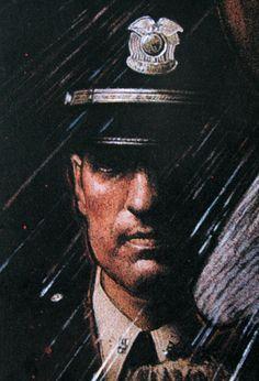 The Shawshank Redemption - one sheet - anniversary re-release - USA - Drew Struzan artwork Great Films, Good Movies, Clancy Brown, The Shawshank Redemption, Top Film, Morgan Freeman, Rita Hayworth, 10 Anniversary, Cool Artwork