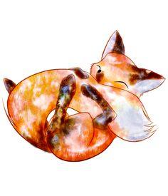 Fox tail by GemoDawnChan