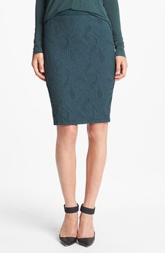 Bailey 44 'Syntax' Jacquard Skirt available at #Nordstrom
