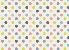 View Clarissa Multi Dot Traditional Design by Selma Ahmed. Available in Vector, Seamless Repeat Royalty-Free. CLARISSA MULTI DOT