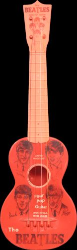 America's Love Affair with the Jumping Flea. A Ukulele Exhibition from The Museum of Making Music Special. s