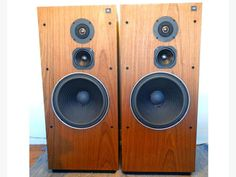 JBL L-100T SPEAKERS - Bought these in Okinawa. Still own them.