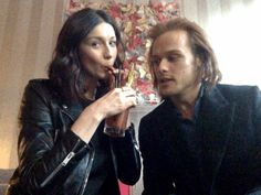 Outlander Homepage: Sam Heughan and Caitriona Balfe Answer our ...