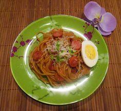 Otaku Family: Spaghetti Neapolitan