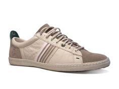 Paul Smith mens sneakers in beige Leather - Italian Boutique $126