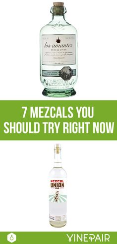 You don't have to have an uncle in Mexico to get a good bottle of Mezcal anymore. Here are 7 of the best Mezcals you can find in the United States.