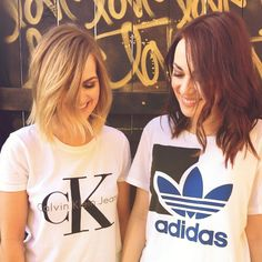 Rose Ellen Dix and Rosie Spaughton Lily Collins, Cute Celebrities, Celebs, Youtubers, Rose And Rosie, Cute Lesbian Couples, Call My Friend, Adidas, Girls In Love