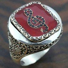 www.silversez.com 925 sterling silver men ring treble clef