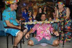 Festa Tropical nas Tricanas Poveiras