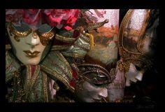 Venetian Carnival Masks by jbr0530 on @DeviantArt