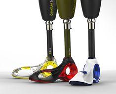 Prosthetic foot, waterproof, durable, cost effective.