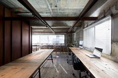 Suppose Design Tokyo Office | http://www.yellowtrace.com.au/inside-design-architecture-studios/