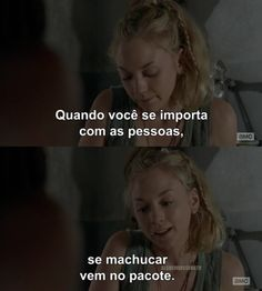 The Walking Dead Tumblr - Alguém disse na Tv
