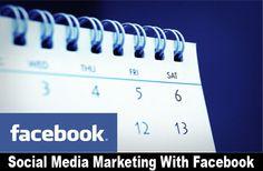 nice Social Media Marketing With Facebook