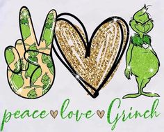 Christmas Time, Christmas Crafts, Diy Tumblers, Hand Painted Signs, Princesas Disney, T Shirts With Sayings, Grinch, Peace And Love, Custom Shirts