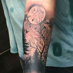 Tattoo trends - picture for forearm tattoo - # check more at . - Tattoo Trends – Image for Forearm Tattoo – # Check more at …. Cool Forearm Tattoos, Leg Tattoos, Body Art Tattoos, Sleeve Tattoos, Cool Tattoos, Tattoo Arm, Mens Leg Tattoo, Tattoo Wolf, Tattoo Sleeves