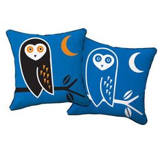 I pinned this from the Creature Comforts - Playful Pillows to Cozy Up To event at Joss and Main!