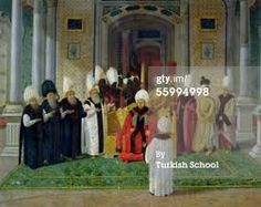 Reception at the Court of the Sultan Selim III (1761-1807) (oil on canvas) - Google Search