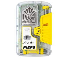 PIEPS DSP PRO ICE | Pieps.com Digital Signal Processing, Nintendo Consoles, Gears, Usb, Mountaineering, Unique, Sports, Color, Products