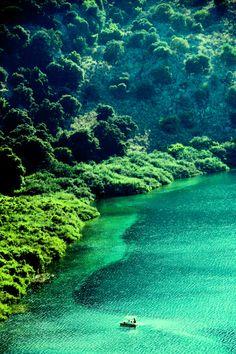 Kournas Lake, Creta