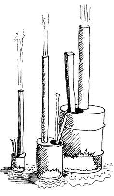 Pocket Rocket Wood Stove
