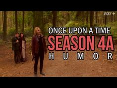 once upon a time // season 4a // part 1 [humor] - YouTube