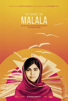 Over 30 Movies That Will Inspire Kids to Change the World He Named Me Malala Inspiring, deeply affecting documentary explores teen icon's life.