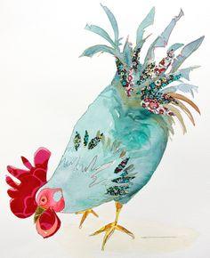 Chicken - via Etsy